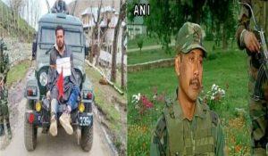 India in Kashmir, Farooq ahmad Dar story