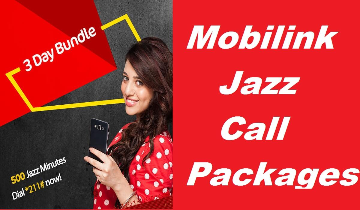 Mobilink jazz call packages, Mobilink Jazz Daily Call Packages, Mobilink jazz weekly call packages, Jazz to Jazz Call Packages, ghanta offer