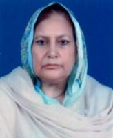 Mrs. Azra Sabir Khan
