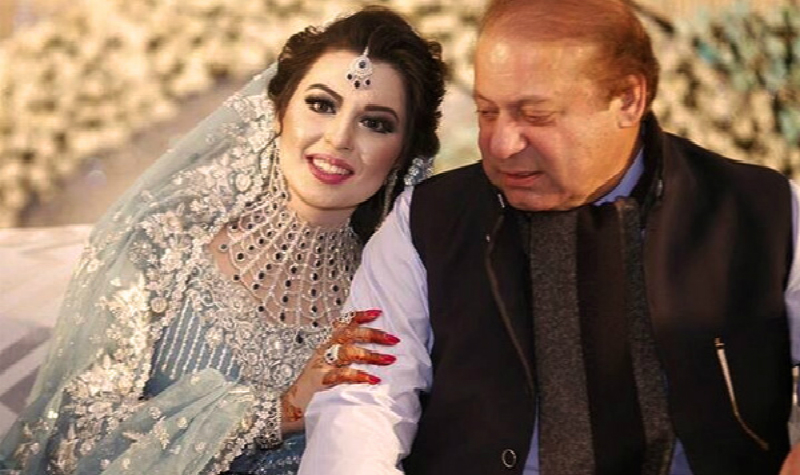 asma nawaz sharif and sharif family photo 3