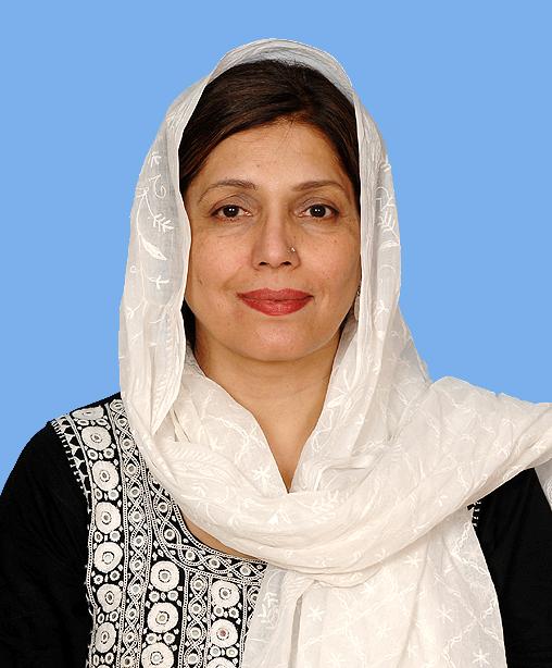 Arifa Khalid Parvez