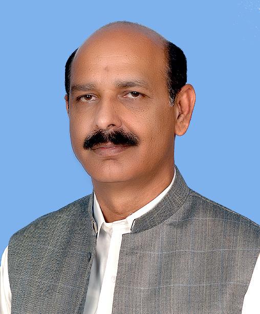 Chaudhry Khalid Javaid Warraich