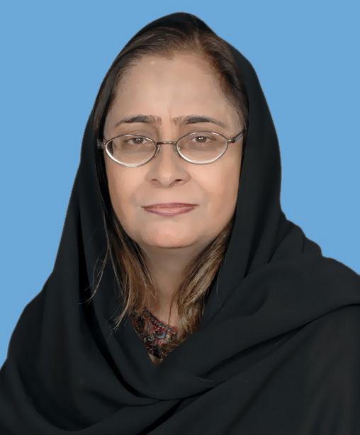 Dr. Azra Fazal Pechuho