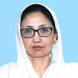 Dr. Shezra Mansab Ali Khan Kharal