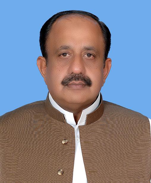 Mr Ghulam Muhammad Lali