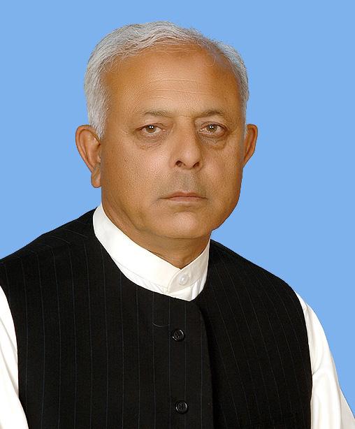 Mr Ghulam Sarwar Khan