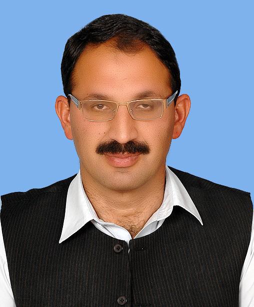 Mr Junaid Akbar MNA Of NA-35(MALAKAND PROTECTED AREA