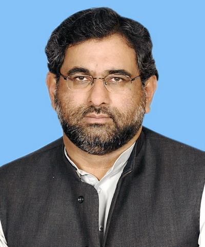 Mr Shahid Khaqan Abbasi
