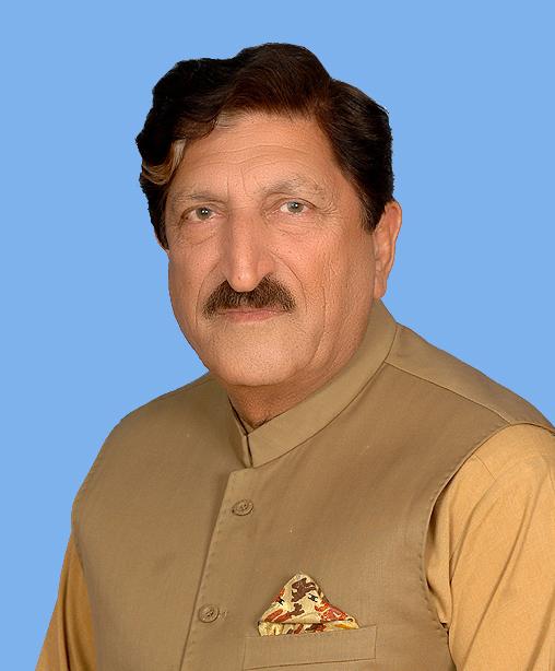 Mr Usman Khan Tarrakai