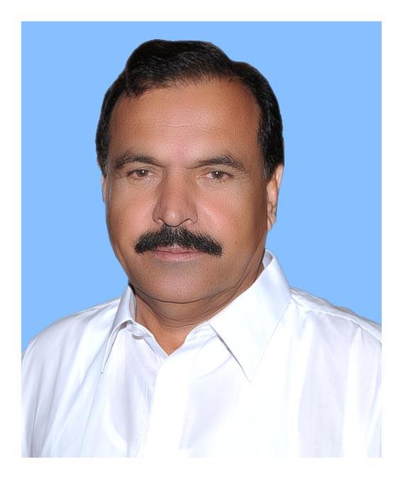 Mr. Obaid Ullah Khan Shadi Khel