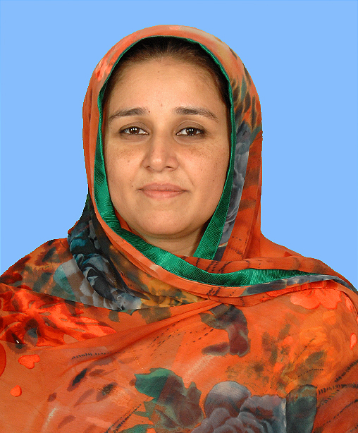 Ms Ghulam Bibi Bharwana