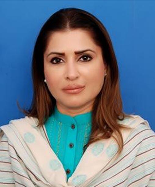 Ms Shazia Marri