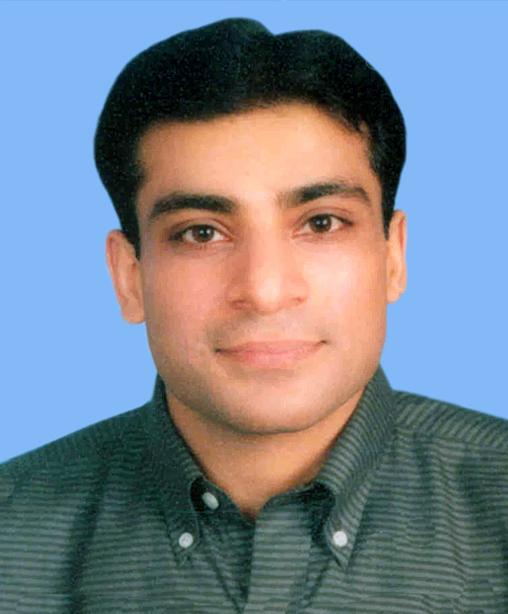 Muhammad Hamza Shehbaz Sharif