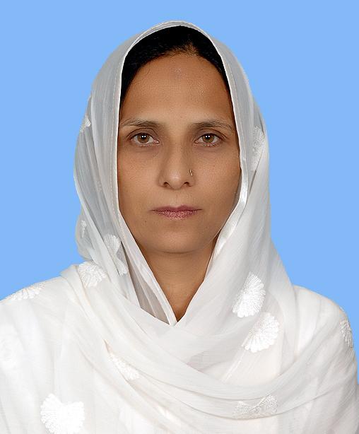 Shahida Rehmani