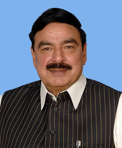 Sheikh Rasheed Ahmed
