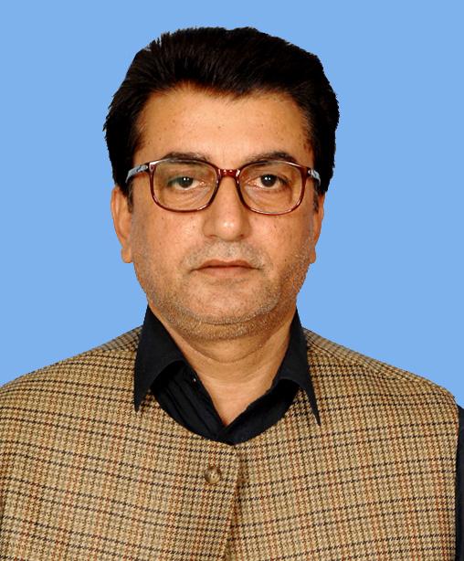 Syed Muhammad Athar Hussain Shah Gillani