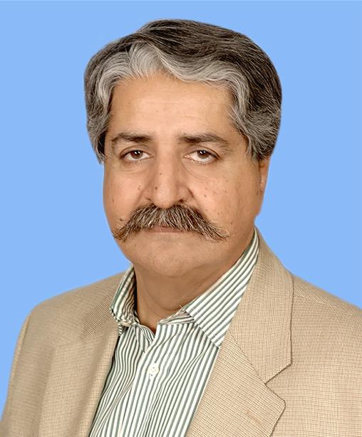 Syed Naveed Qamar
