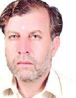 Jamshaid Khan Mohmand