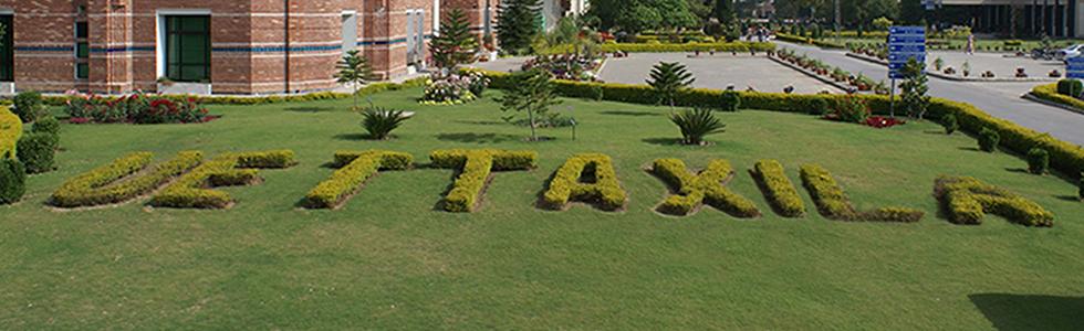 UET, Taxila