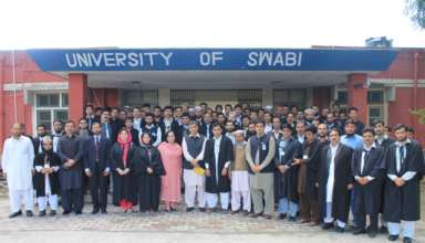 University of Swabi