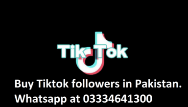 Buy TikTok followers in Pakistan